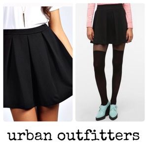 Urban Outfitters Cooperative Pleated Mini Skirt